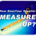 How Does Your Supplier Measure Up?